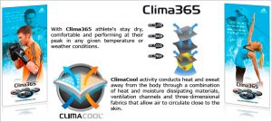 san francisco e5f39 f5567 The next technological beauty Adidas has to offer is called Climacool. This  fabric has been specifically designed to keep you cool and dry in warm  weather.