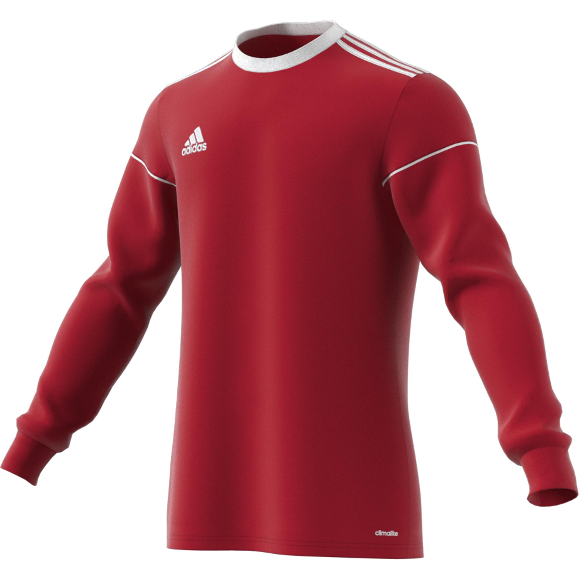 081d8562b28 Adidas Squadra 17 Long Sleeve Football Jersey Youth